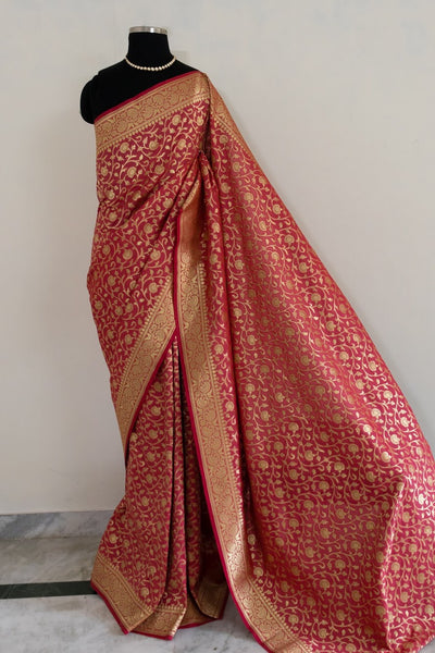 Katan Silk Saree 066