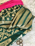 BANARASE KALIDAAR SILK LEHENGA 012- Made to Measure