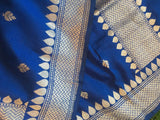 Banarasee Pure Chanderi Silk Dupatta 050