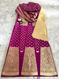 BANARASEE SILK KALIDAAR LEHENGA- 028- MADE TO MEASURE