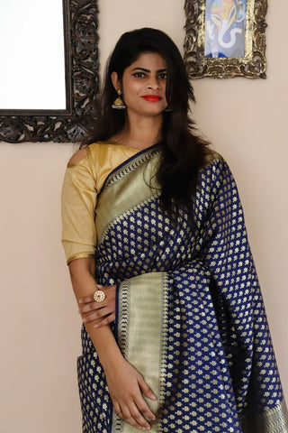 Katan Silk Saree 051