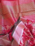 Banarasee Pure chanderi Silk 047