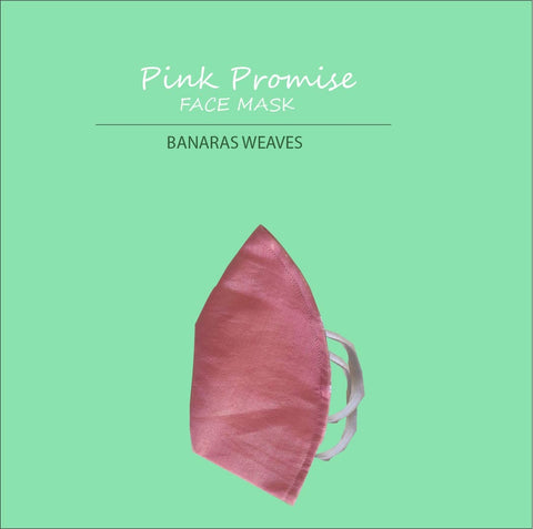 Pink Promise Face Mask 2