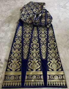 BANARASEE SILK KALIDAAR LEHENGA- 023- MADE TO MEASURE