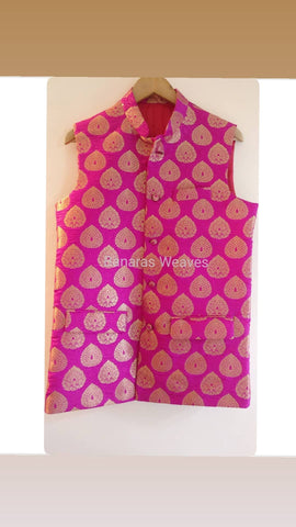 Banarasee Men's Vest 05