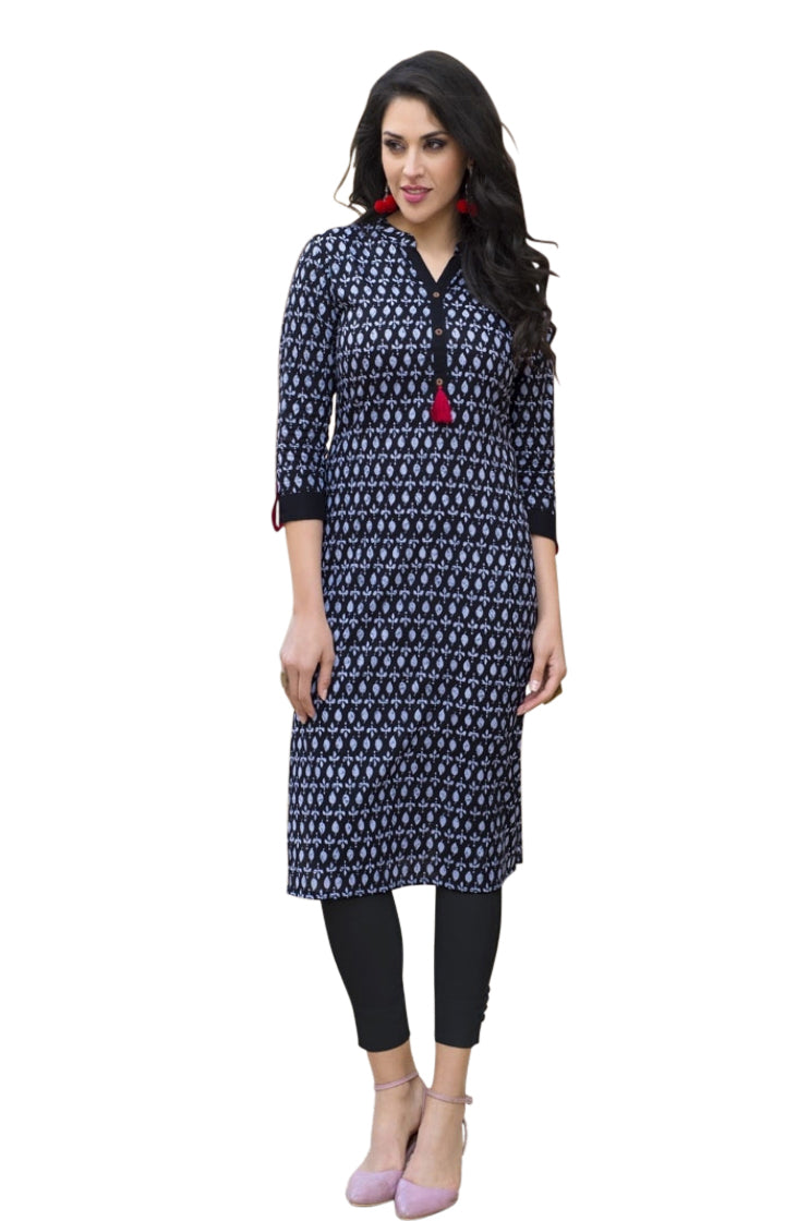 Cotton Printed Summer Kurti 02