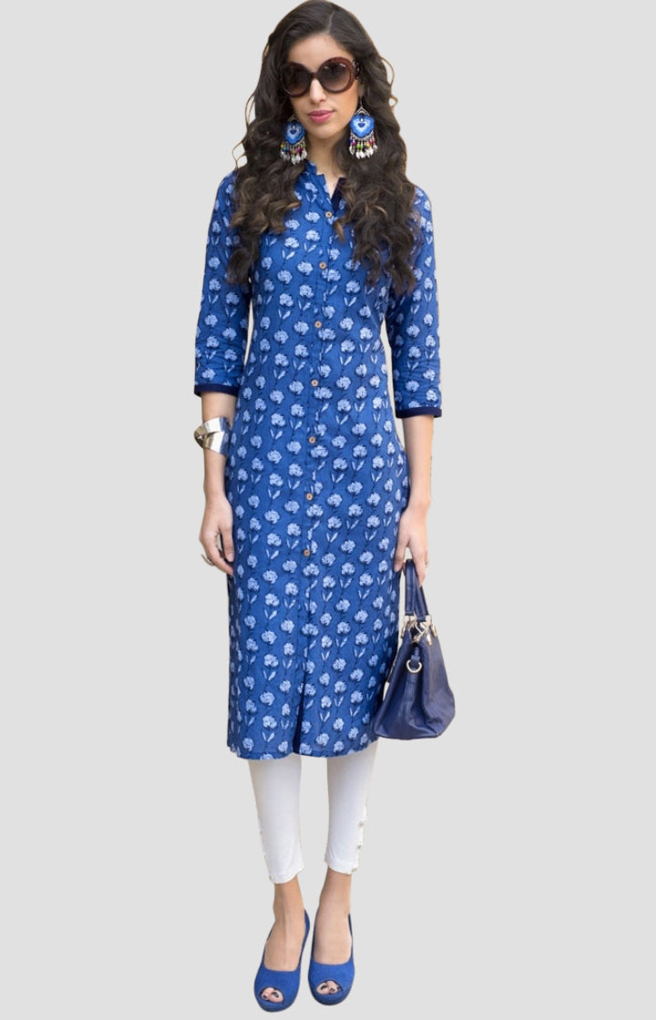 Cotton Printed Summer Kurti 03