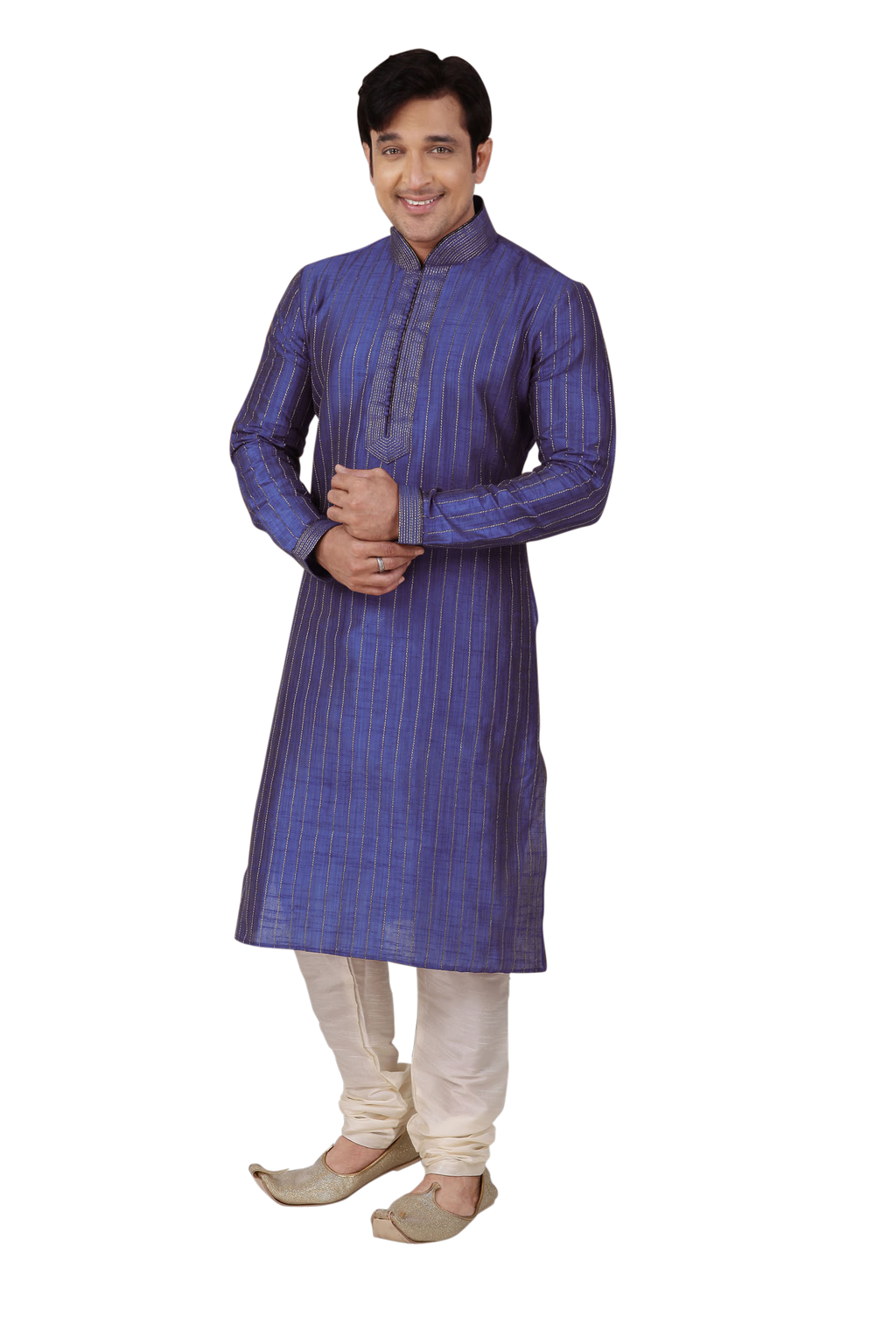 Ethniz - Men's Kurta with Churidar