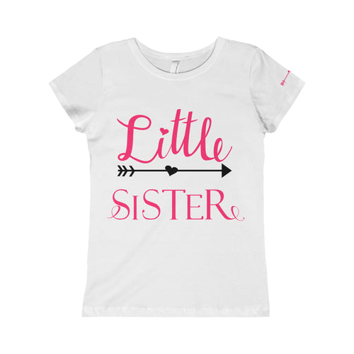 The Little Sister Princess Tee