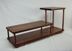 C3124 Three Shelf Tiered Display Stand 2
