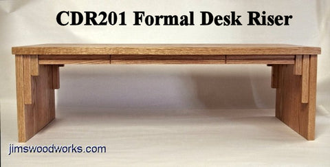 CDR201 Formal Desk Riser