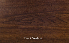 Dark Walnut top