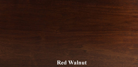 Red Walnut Top