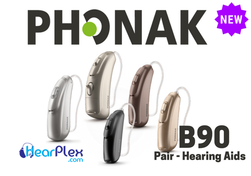 Pair - Phonak Audéo B90