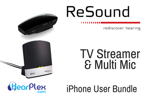 RESOUND BUNDLE - TV Streamer & Multi Mic