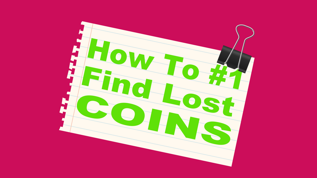 Find Lost Coins