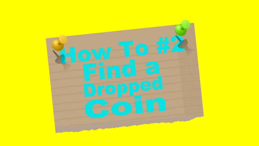Find a Dropped Coin