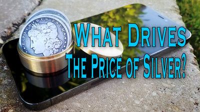 What drives the price of Silver?