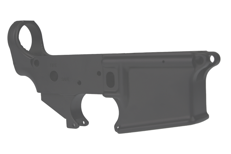 Lower Receiver Coating