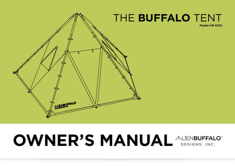 Download The Buffalo Tent user manual