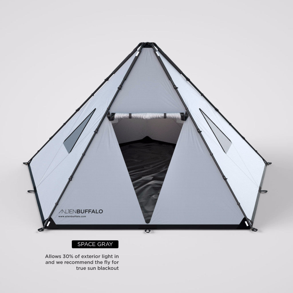 The Buffalo Tent - Travel Shelter