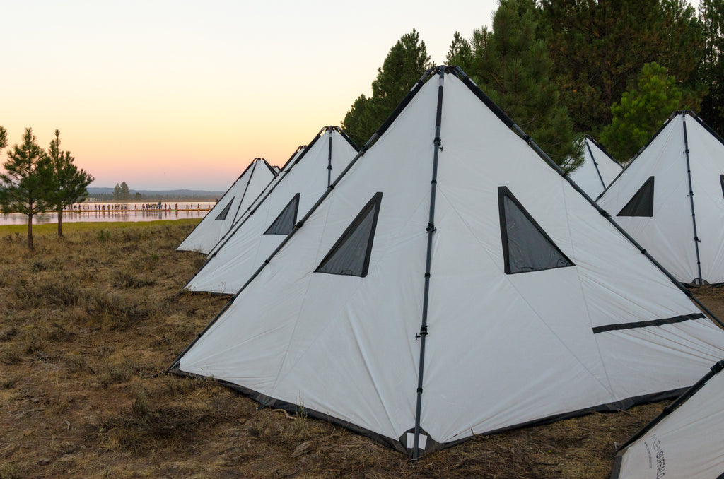 Black Friday Used Tent Sale