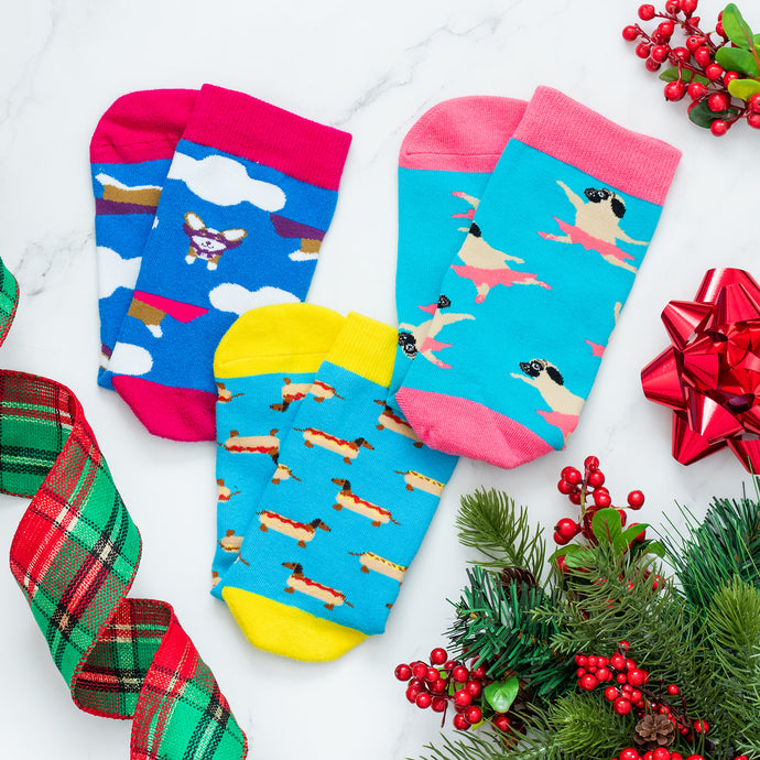 5 Socks We're Pawsitive Any Dog Lover Will Appreciate
