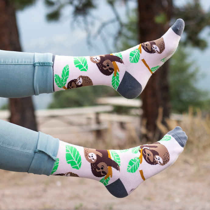 10 Best Socks With Sayings For Animal Lovers