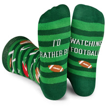 I'd Rather Be Watching Football Socks