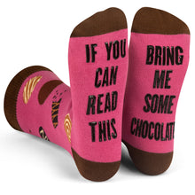 Bring Me Some Chocolate Socks