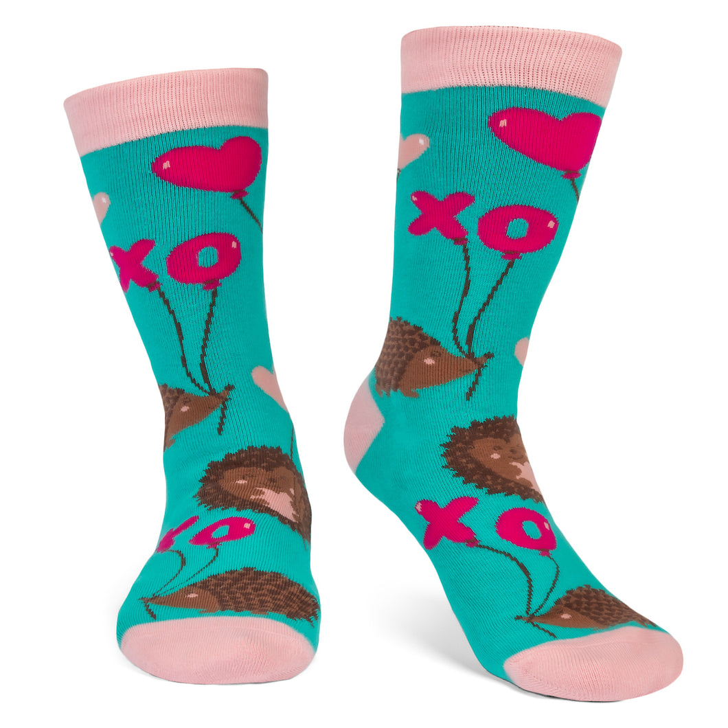 Hedgehug Socks