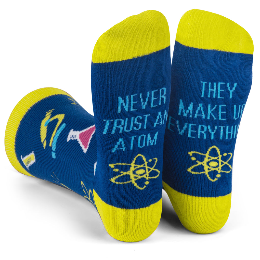 Science Nerd Crew Socks