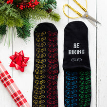 I'd Rather Be Biking Socks