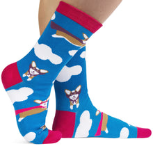 Super Corgi Socks