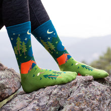 I'd Rather Be Camping Socks