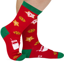I Put Out For Santa Socks