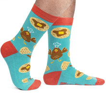Bring Me Chicken & Waffles Socks