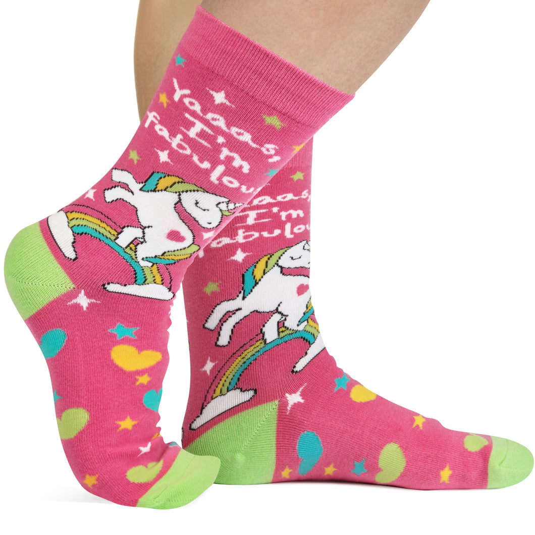 Fabulous Unicorn Socks