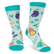 Plant-Based Babe Crew Socks 1