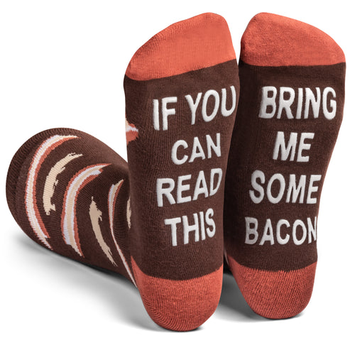 Bring Me Some Bacon Socks