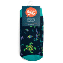 Save The Turtles Socks