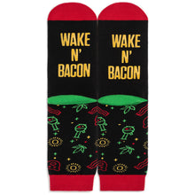 Wake N' Bacon Socks