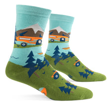 I'd Rather Be RVing Socks