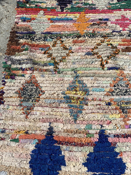 Berber Morocco carpet rugs abstract design.  8 -  AUROBELLE  IBIZA