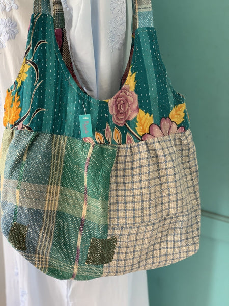 Boho city bag big size no 9 -  AUROBELLE  IBIZA