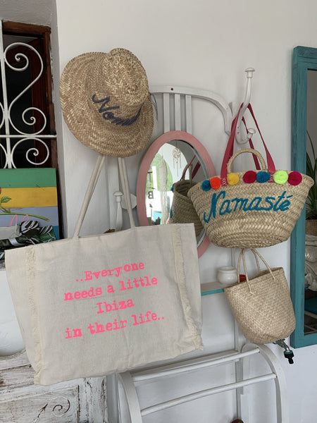 Everyone needs a bit of IBIZA in their life Bag -  AUROBELLE  IBIZA