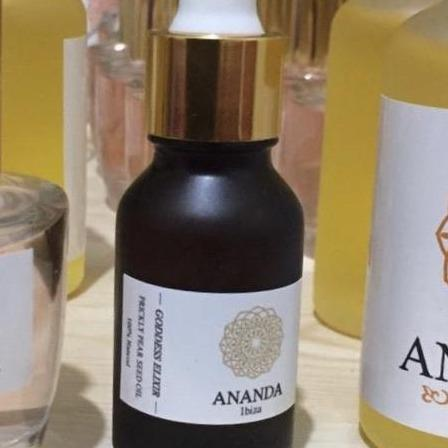 Goddess face serum from prickly pear seeds from Ibiza -  AUROBELLE  IBIZA