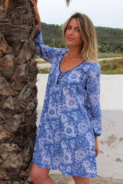 Sant remy boho blouse dress