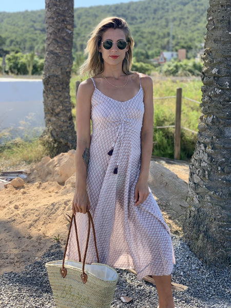 Isla dress I see you -  AUROBELLE  IBIZA