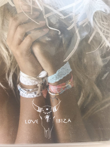 Love.  Hairband  ibiza -  AUROBELLE  IBIZA